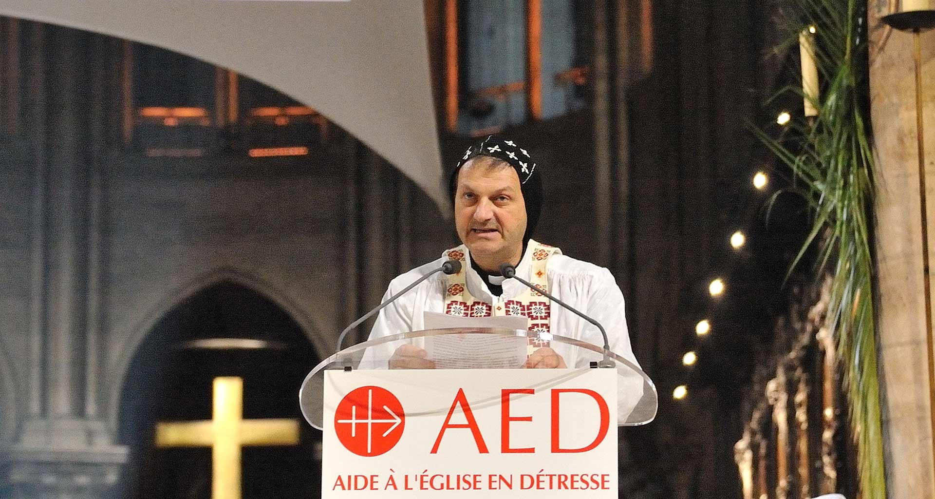 Pe. Jacques Mourad fala sobre cativeiro jihadista