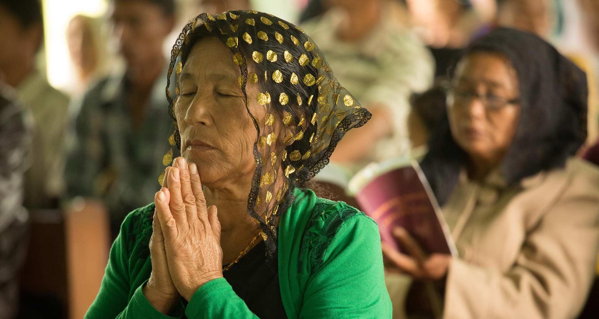 Visita do Papa a Mianmar
