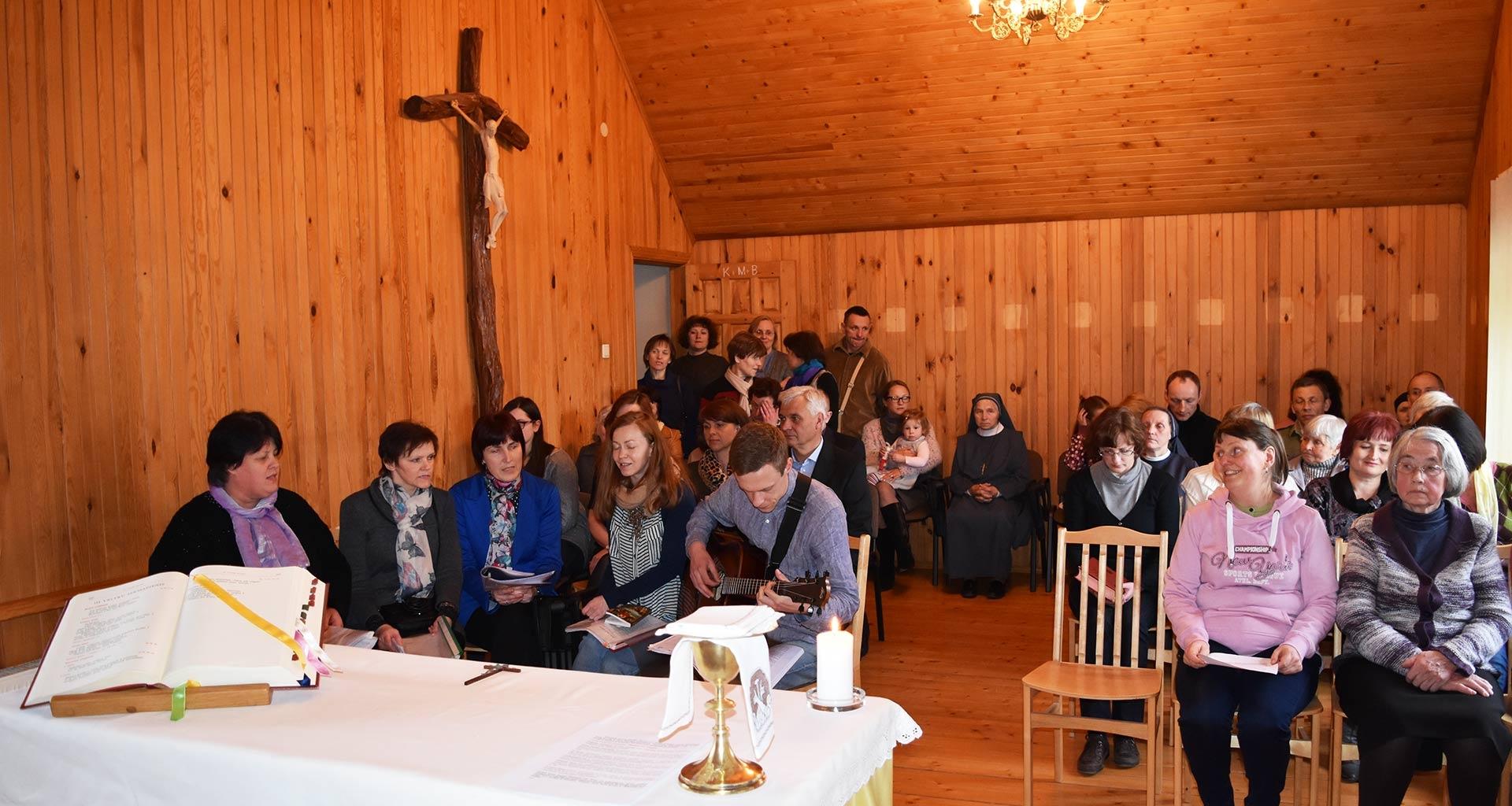 Novo Centro de Evangelização