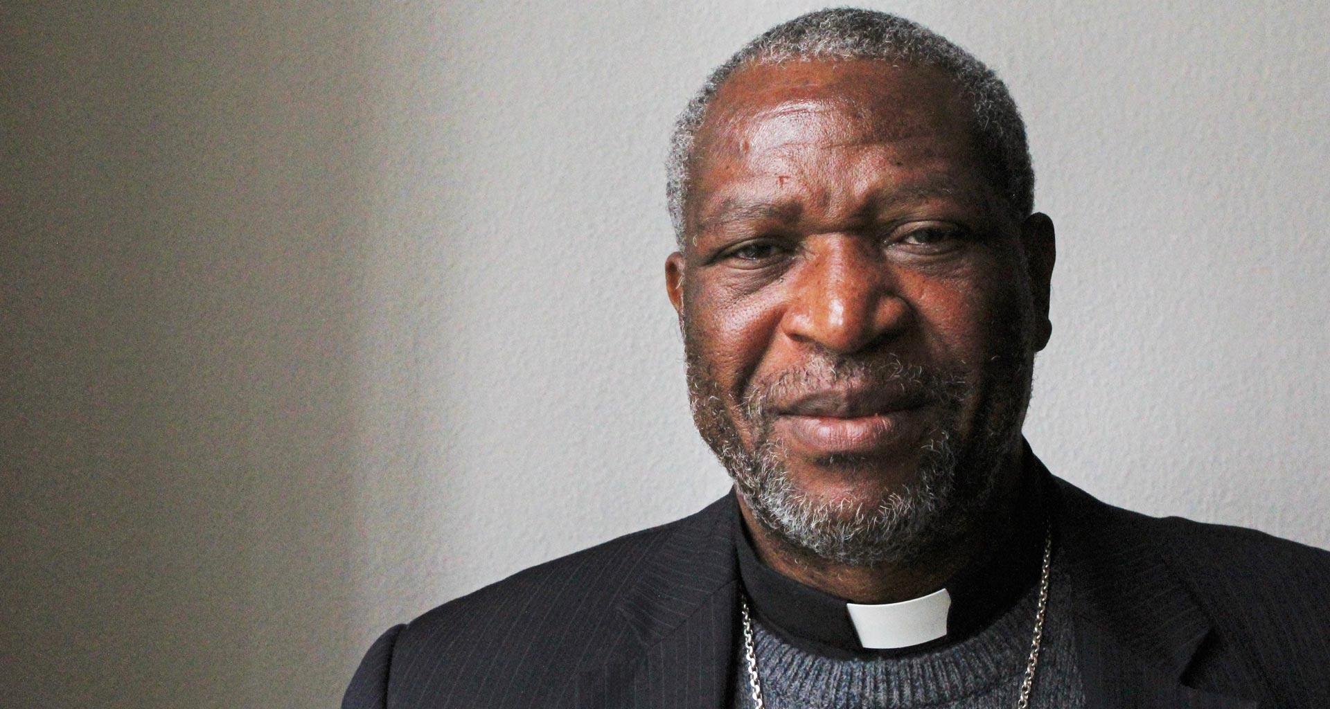 Dom Joseph D. Bagobiri, bispo da diocese de Kafanch, Nigéria
