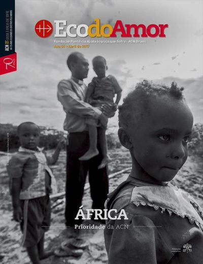 Eco Do Amor (2017/04) Africa