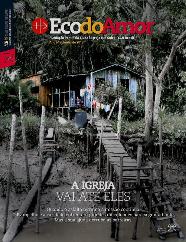 Eco Do Amor (2017/06) A Igreja Vai Ate Eles