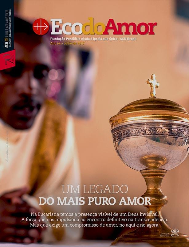 Eco Do Amor (2017/07) Um Legado Do Mais Puro Amor