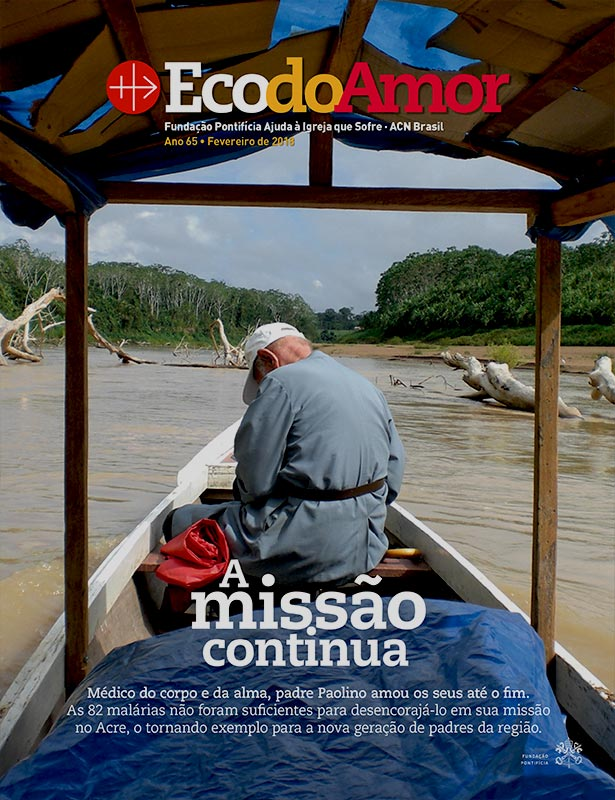 Eco Do Amor (2018/02) A Missao Continua