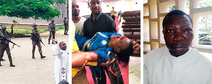 Ataques à Igreja RDC