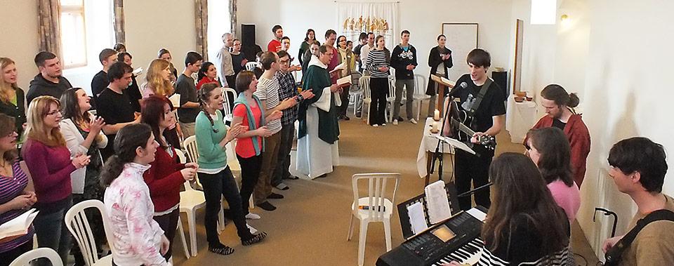 Centro de Evangelização para nova comunidade na República Tcheca