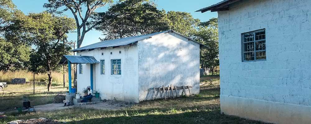 Futuro centro pastoral