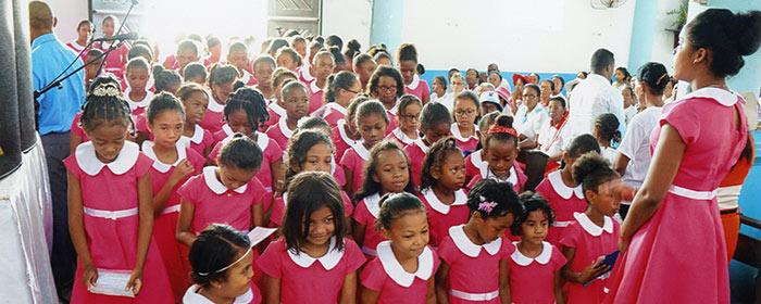 Paróq. Nossa Senhora de Lourdes em Toamasina