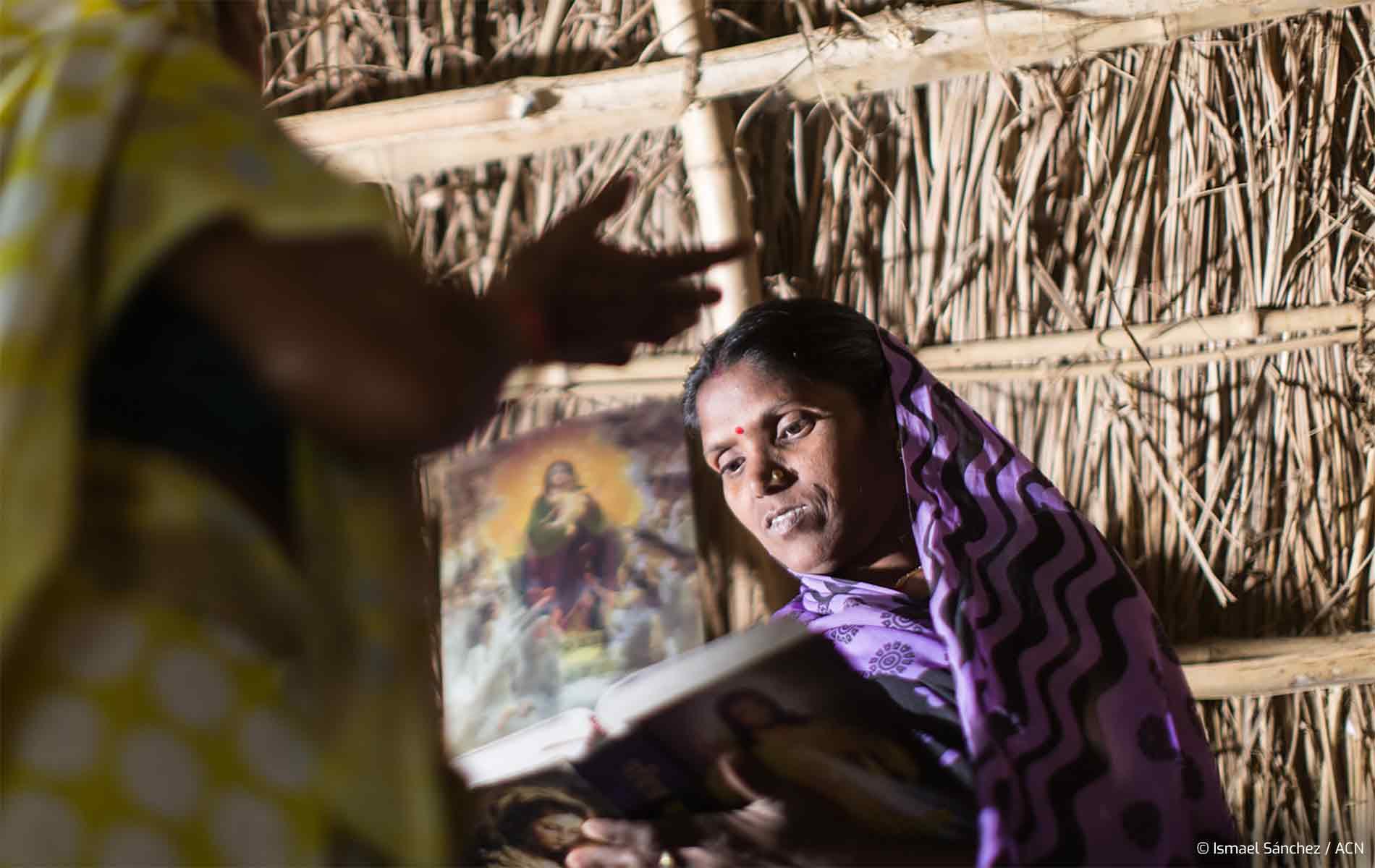 A Igreja vai até os dalits na Índia