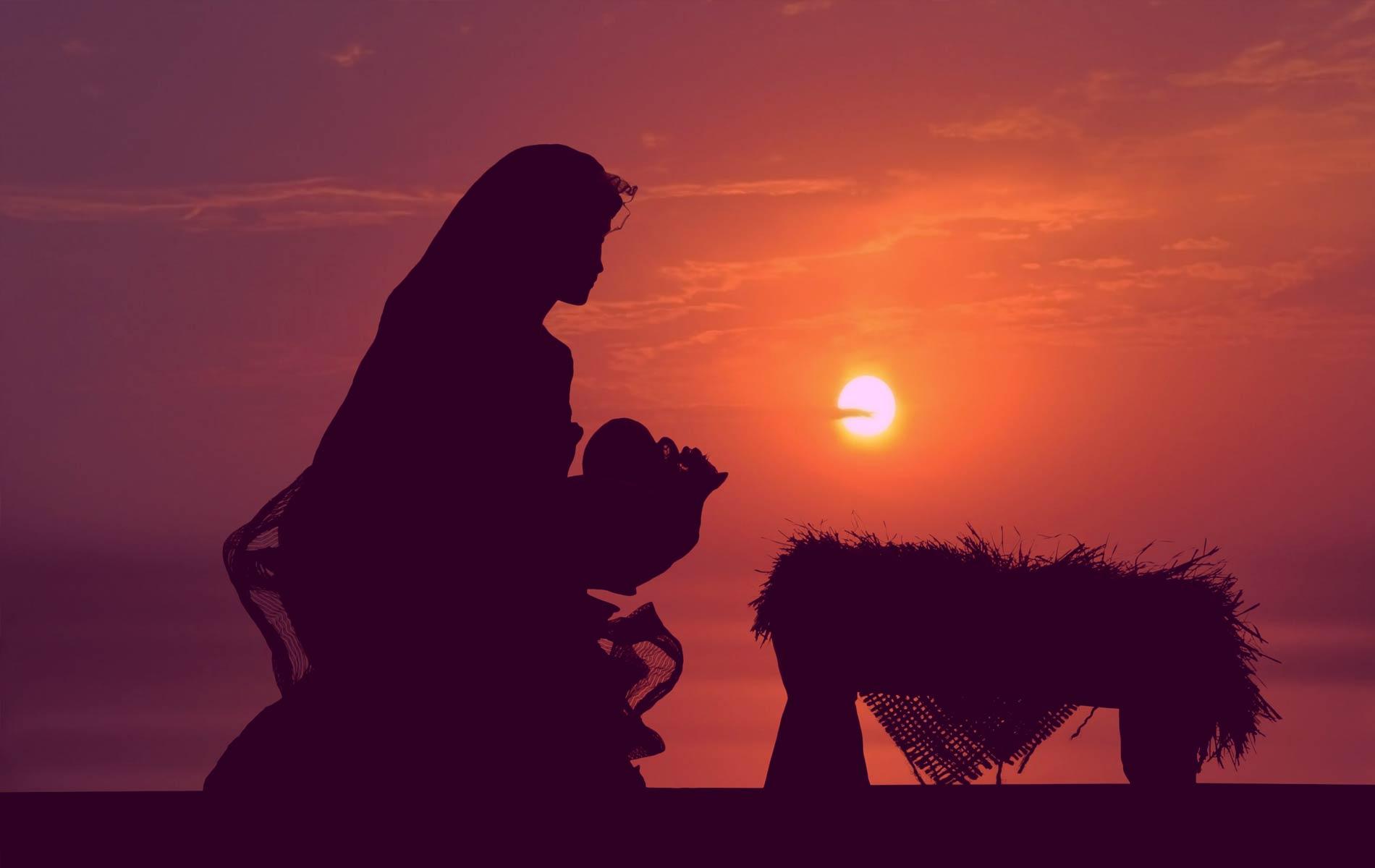 Mendigo de Deus: Natal