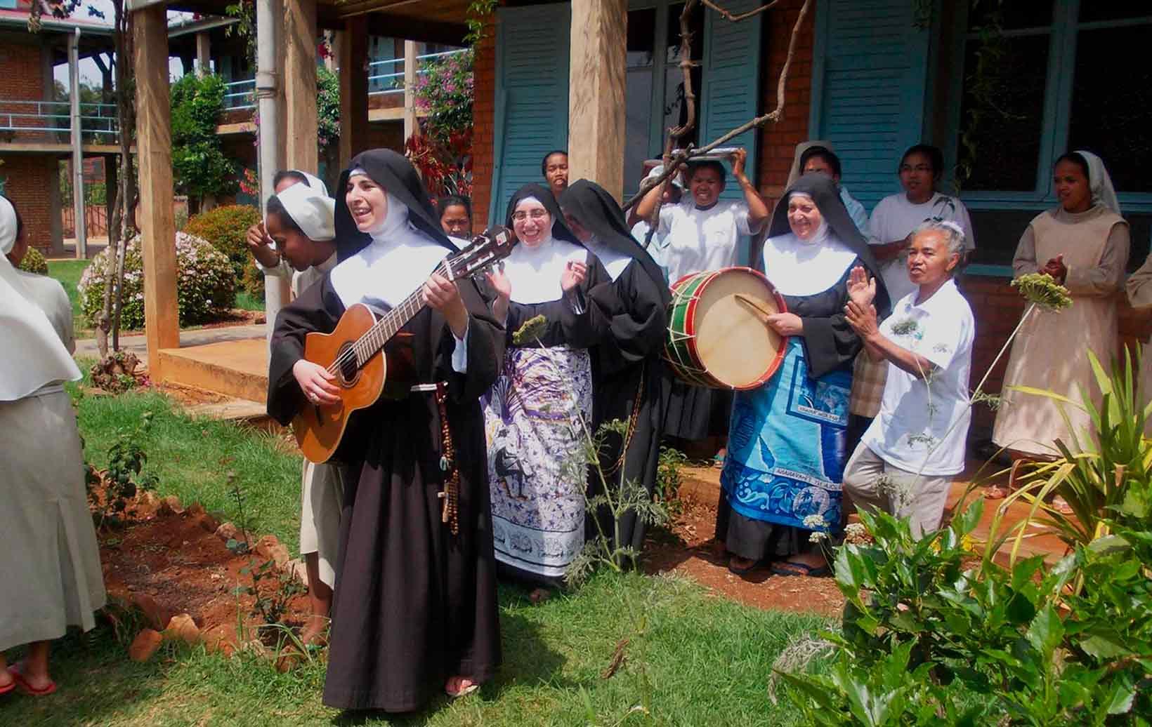 Irmãs Clarissas de Madagascar