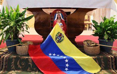 Missas pelo povo da Venezuela!