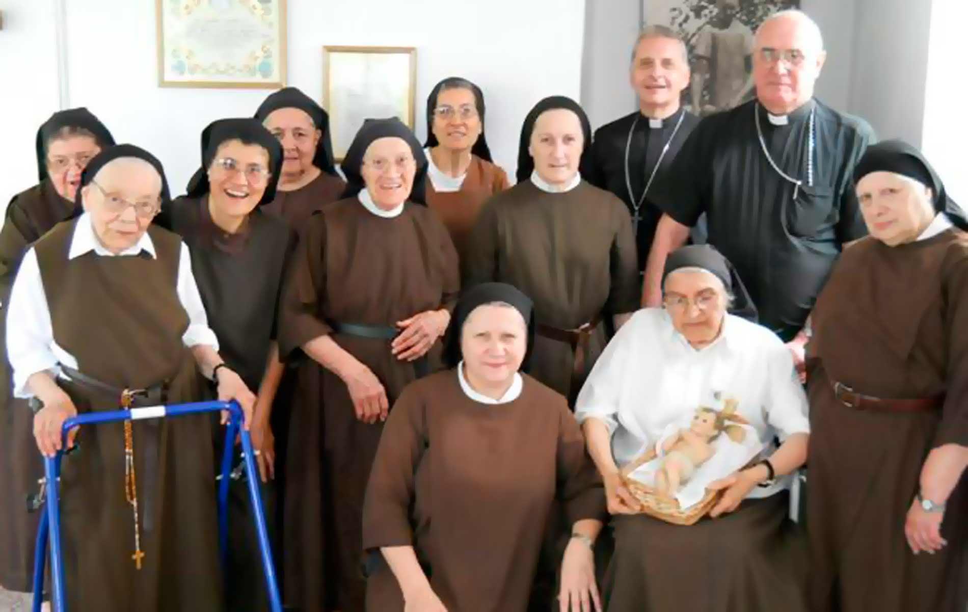 Irmãs do Convento Carmelita de São José, Buenos Aires, Argentina