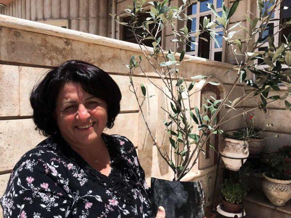 Rabah o marido vieram originalmente de Mosul