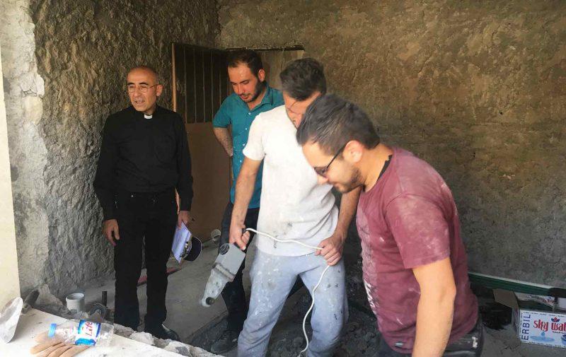 Iraque: ACN apoia a reconstrução da Planície de Nínive