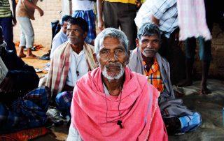 Cristãos indianos após 10 anos de ataques e discriminação.