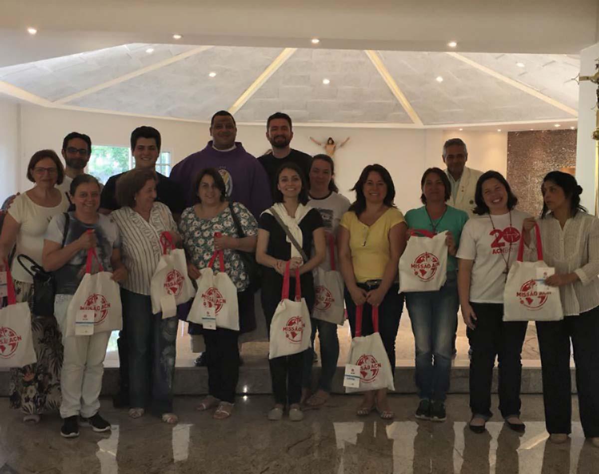 Voluntariado ACN [Curitiba]