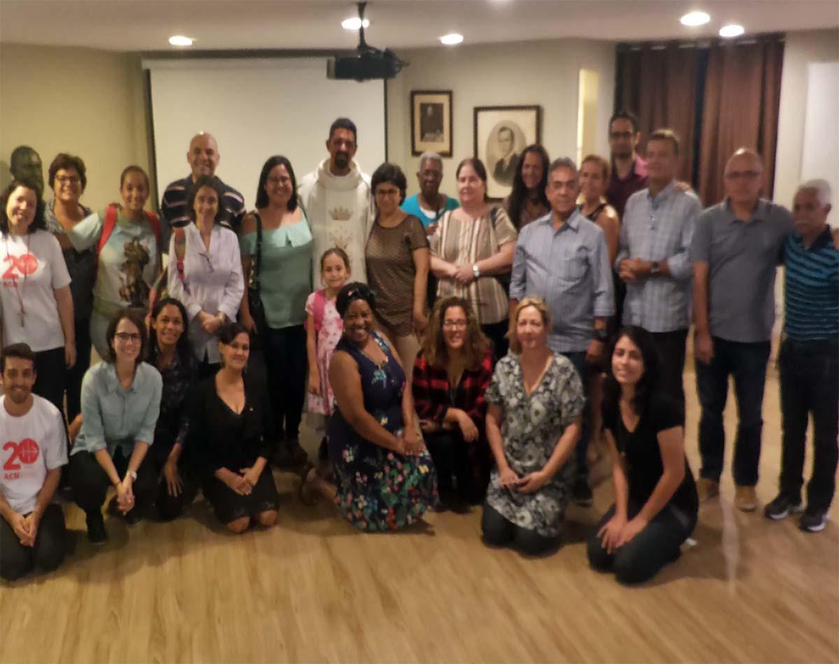 Voluntariado ACN [Rio de Janeiro]