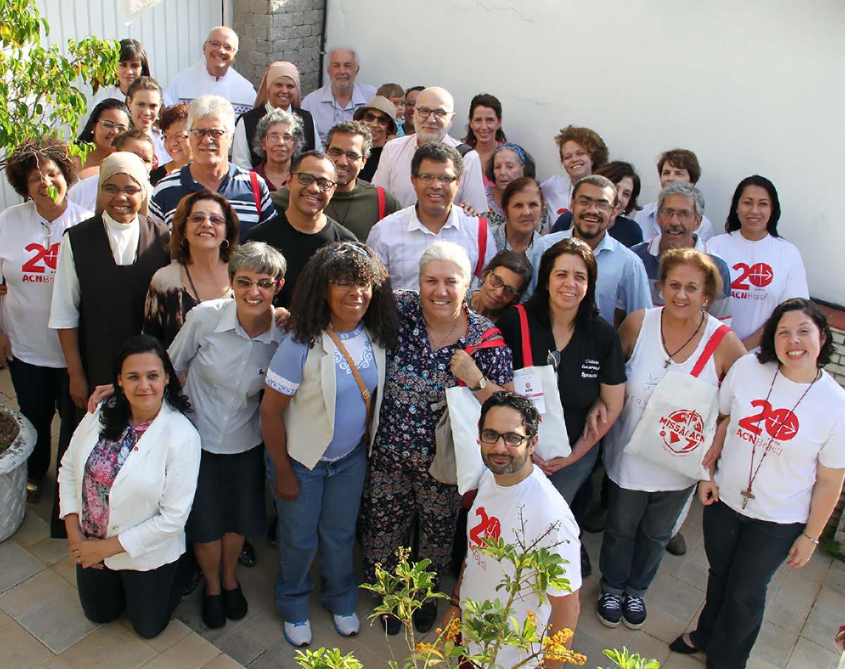 Voluntariado ACN [São Paulo]