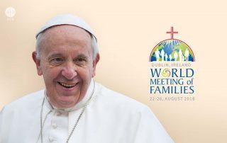 Encontro Mundial das Famílias em Dublin