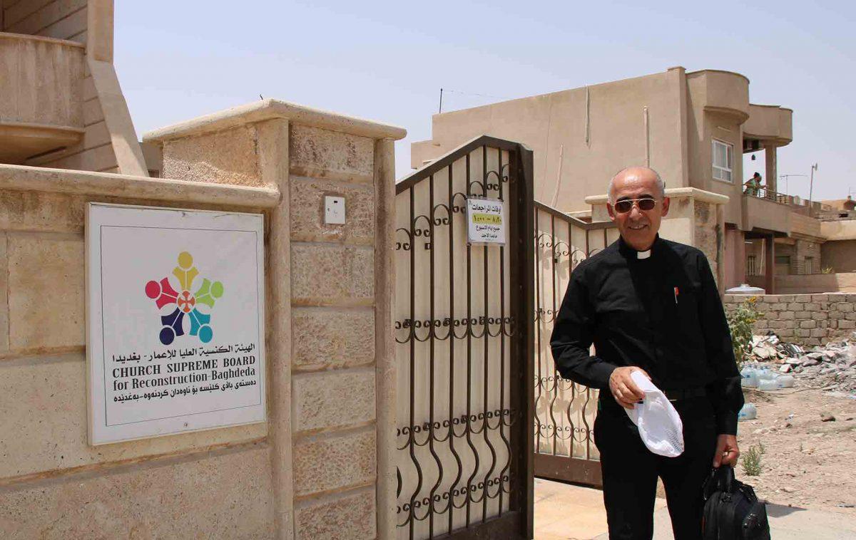 Comitê de Reconstrução em Qaraqosh