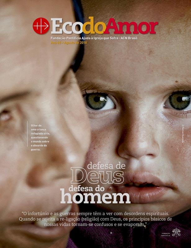 Eco do Amor (2018-08) Defesa Deus, Defesa Homem