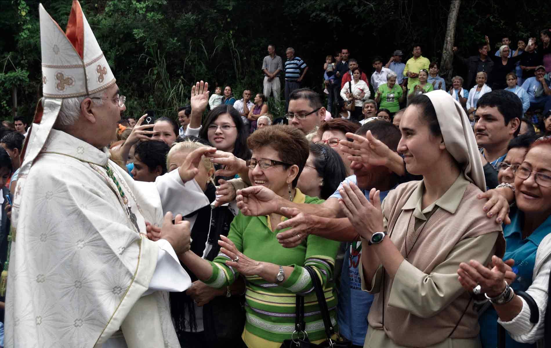 Bispos venezuelanos visitam Papa em encontro ad limina