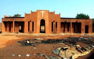 A violência no Niger: Padre é raptado por islamitas Fulani