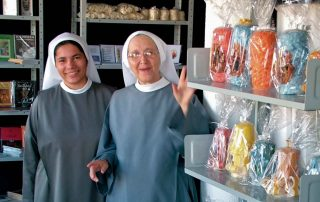 Brasil - Mosteiro das irmãs Beneditinas