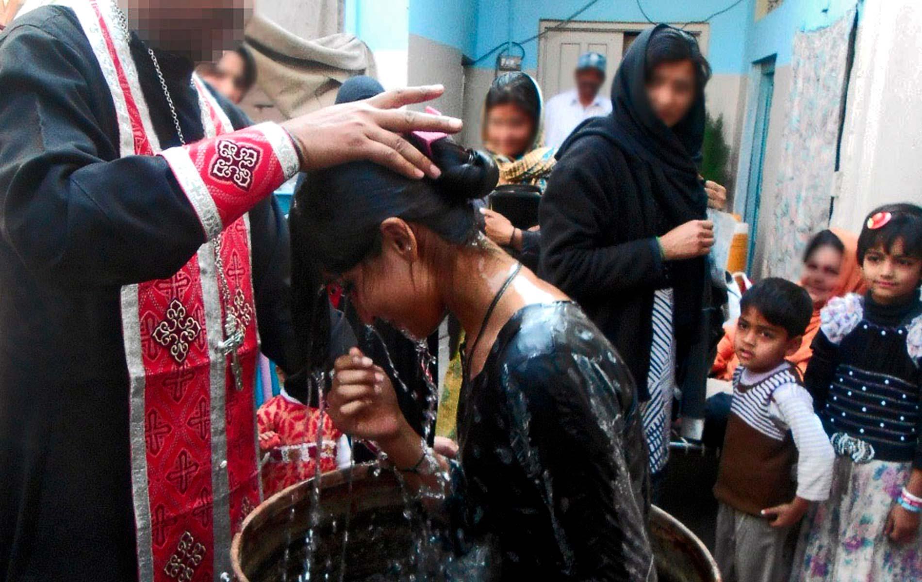 O batismo de Kainut