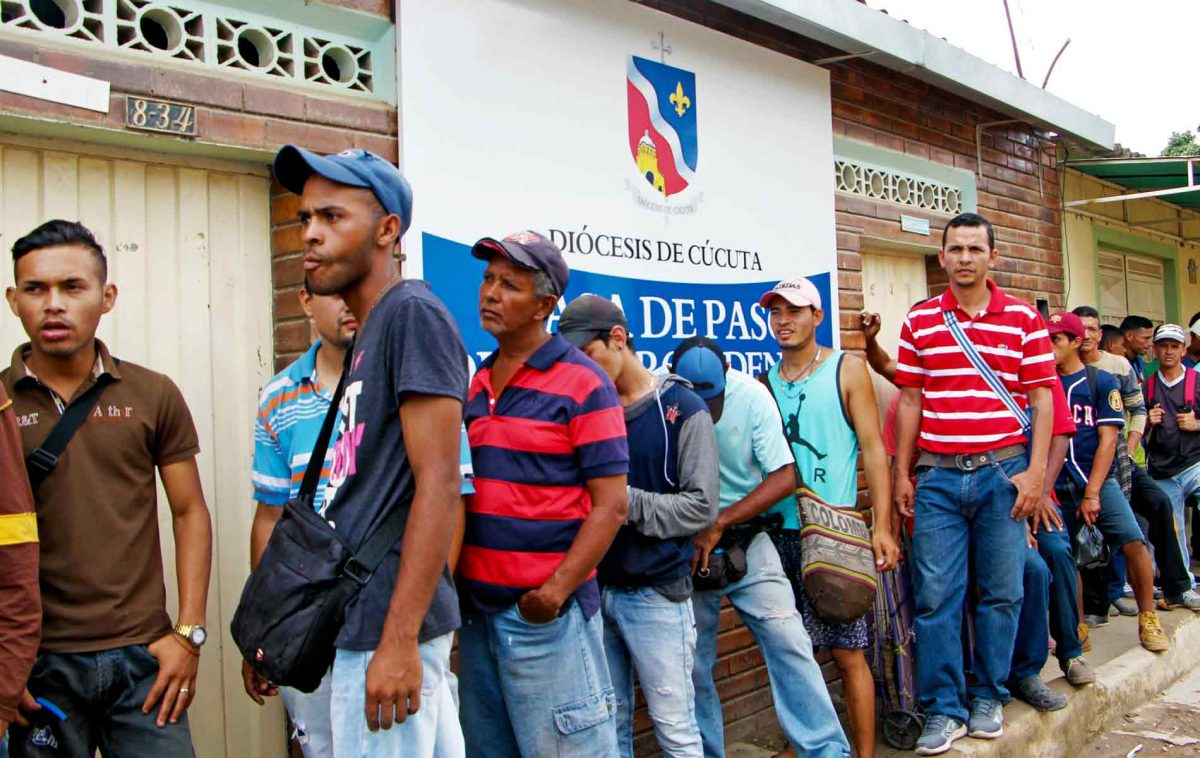 Casa de Paso Divina Providencia: alimento físico e espiritual para os venezuelanos