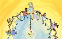 Campanha: Um milhão de crianças rezando o terço