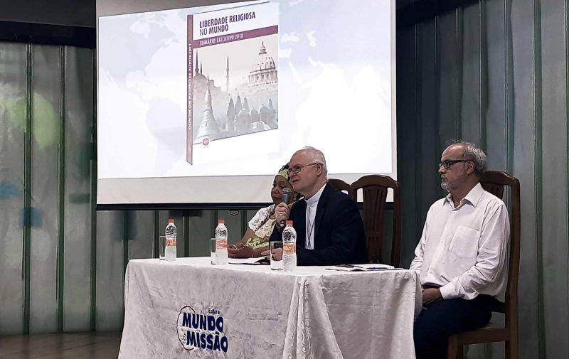 """El informe """"Libertad Religiosa en el Mundo"""" es elaborado por la Fundación Pontificia ACN"""