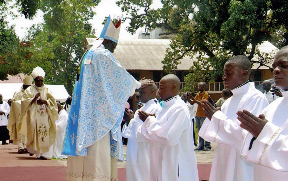 Formação de 83 seminaristas da Arquidiocese de Brazzaville