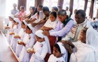 Formação das Irmãs da Cruz de Chavanod