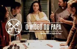 Vídeo do Papa (dez/2018)