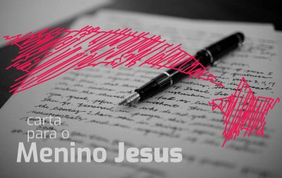 Carta para o Menino Jesus