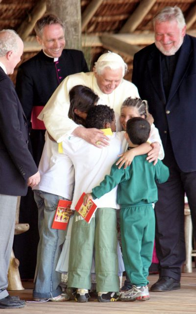 Viagem pastoral ao Brasil do Papa Bento XVI