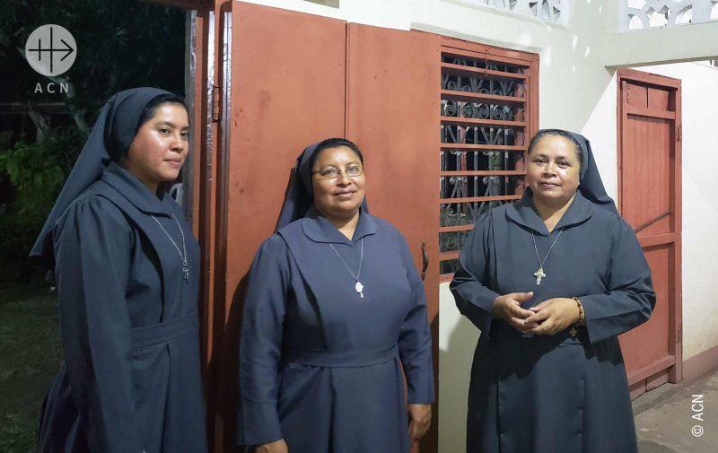 Centro pastoral com as irmãs de São Pedro