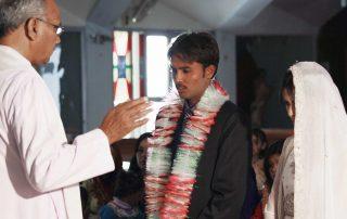 Casamento católico no Paquistão