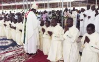 Formação de seminaristas da diocese de Maroua-Mokolo