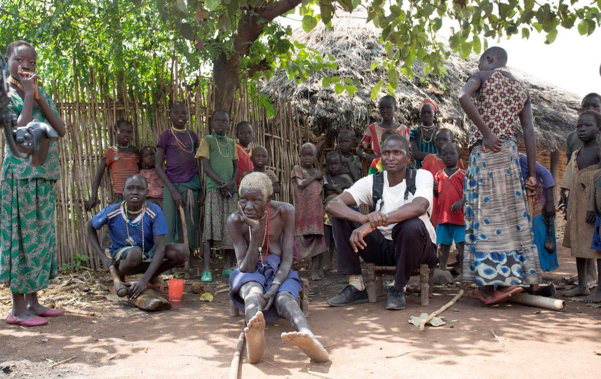Tribo Gumuz, Etiópia