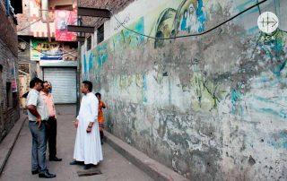 Colônia de São José em Lahore