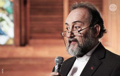 bispo de Bangassou Juan Aguirre Muñoz
