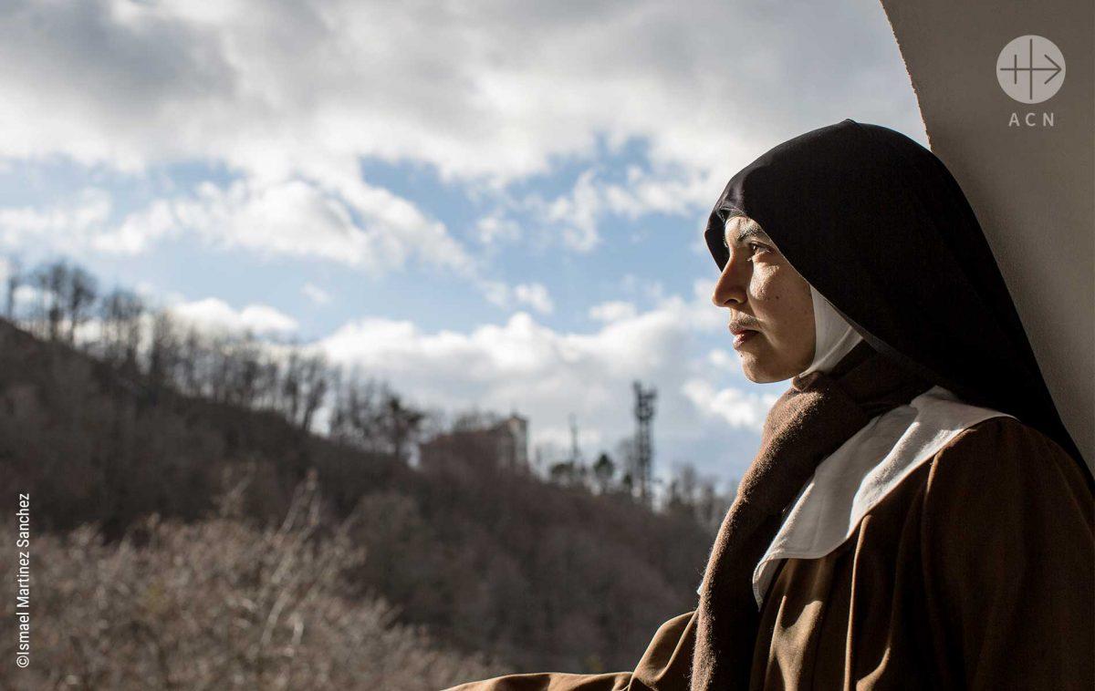 Irmã brasileira Maria Cristina da Virgem Imaculada da São José
