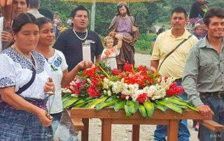 ACN - Notícias - Ajuda a uma paróquia na Guatemala