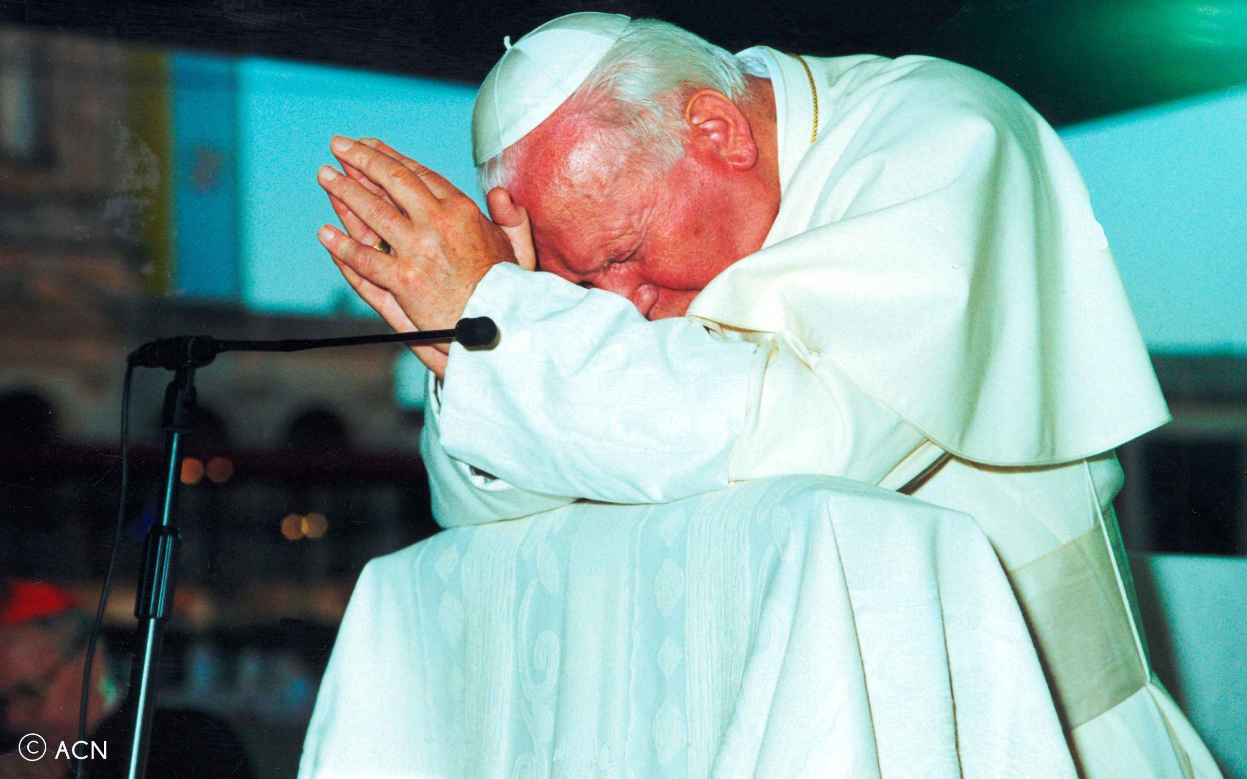 ACN - Notícias - Centenário do nascimento de São João Paulo II