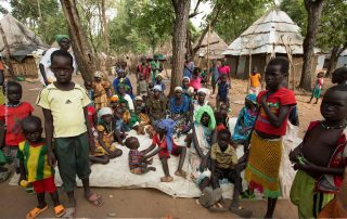 ACN - Notícias - Dia Mundial do Refugiado: Milhões sofrem na África