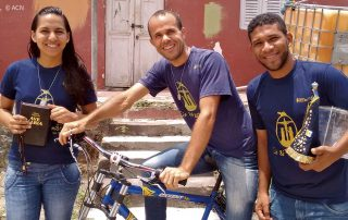 ACN - Projetos - Cenáculo sobre rodas