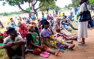 ACN - Notícias - Em Cabo Delgado, a ACN ajuda os missionários